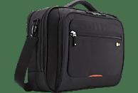 CASE-LOGIC Briefcase Notebooktasche, Umhängetasche, 16 Zoll, Schwarz