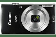 CANON IXUS 185 Digitalkamera Schwarz, 8fach opt. Zoom, LCD (TFT)