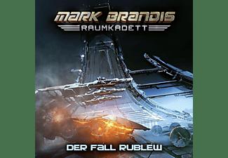 Mark Brandis-raumkadett - 12: Der Fall Rublev  - (CD)