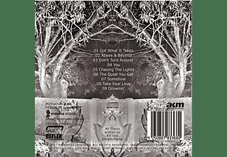 Elli Uda - Above & Beyond  - (CD)