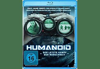 Humanoid - Der letzte Kampf der Menschheit Blu-ray