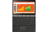 LENOVO Yoga 900, Convertible mit 13.3 Zoll Display, Core™ i7 Prozessor, 8 GB RAM, 512 GB SSD, Integriert, Silber