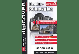 S+M G4193, Displayschutzglas, Transparent, passend für Canon EOS 1300D