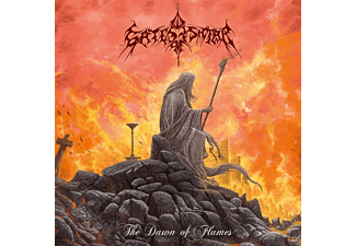Gates Of Ishtar - The Dawn of Flames (Re-issue 2017) - (CD)