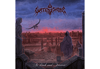 Gates Of Ishtar - At Dusk and Forever (Re-issue 2017) - (CD)