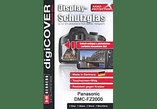 S+M G4284, Displayschutzglas, Transparent, passend für Bridgekamera