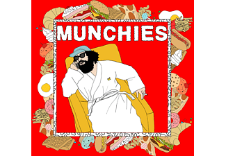 Curly - Munchies (Limitiertes rotes Vinyl+MP3 Code) - (LP + Download)