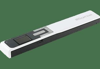 IRIS IRIScan Book 5 mobiler Scanner , bis zu 1200 dpi, Contact Image Sensor (CIS) A4 Farbe