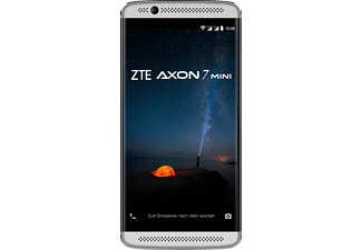 ZTE Axon 7 Mini 32 GB Grau Dual SIM