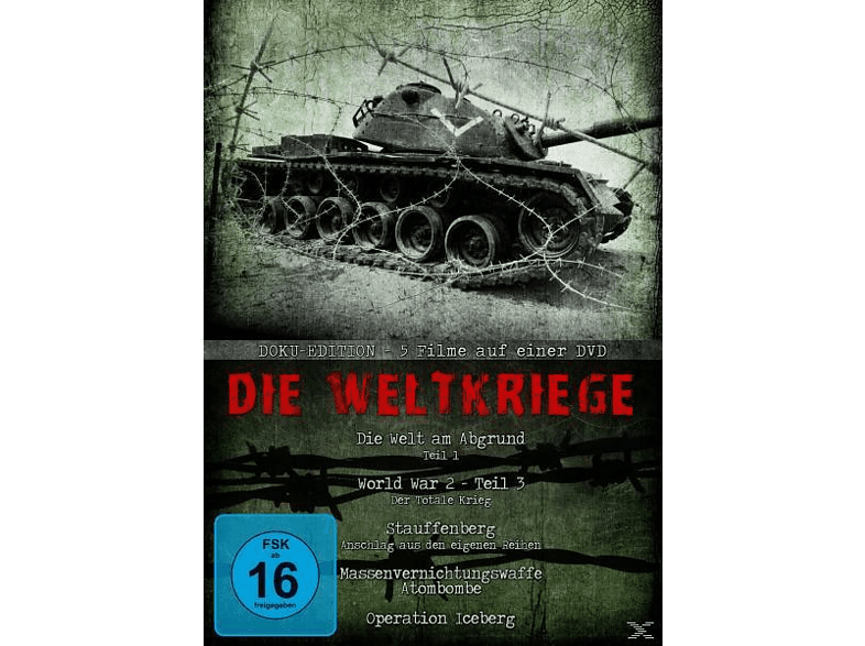Die Weltkriege-Doku Edition 2 [DVD]