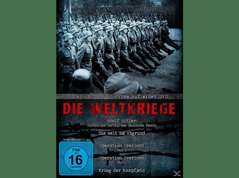 Die Weltkriege-Doku Edition 3 [DVD]