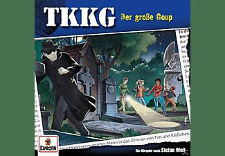 Tkkg - 200/Der große Coup  - (CD)