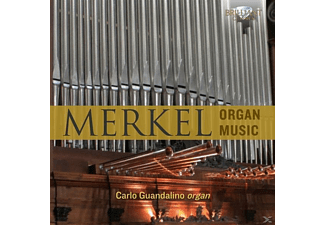 Carlo Guandalino - Organ Music - (CD)