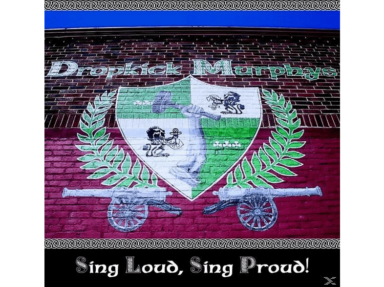 Dropkick Murphys - Sing Loud,Sing Proud [Vinyl]
