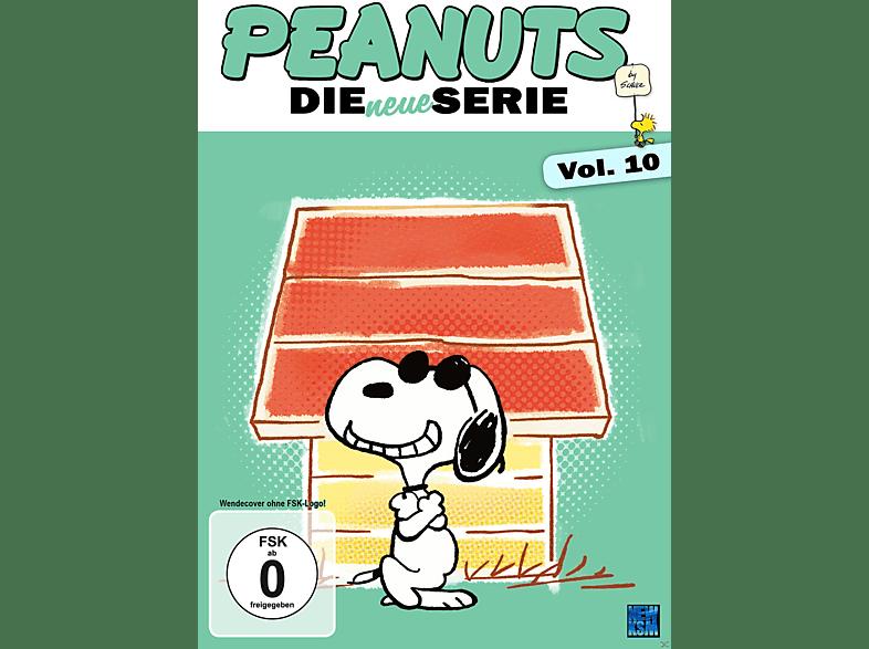 Peanuts - Die neue Serie - Vol.10 [DVD]