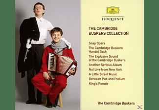 Michael Copley, Dag Ingram, The Cambridge Buskers - The Cambridge Buskers Collection  - (CD)