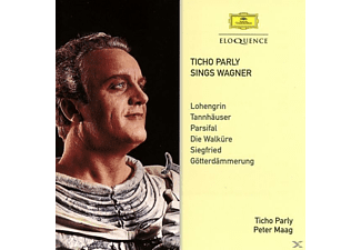Ticho Parly, Orchester Der Deutschen Oper Berlin - Ticho Parly singt Wagner  - (CD)