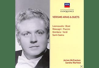 VARIOUS - Verismo-Arien und-Duette  - (CD)