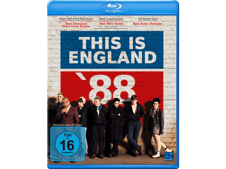 This is England ´88 [Blu-ray]