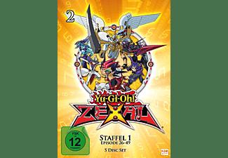 Yu-Gi-Oh! - Zexal - Staffel 1.2 (Episode 26-49) DVD