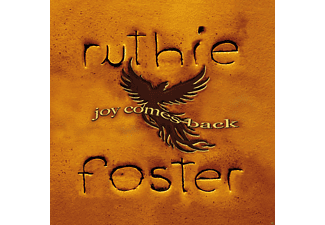 Ruthie Foster - Joy Comes Back  - (CD)
