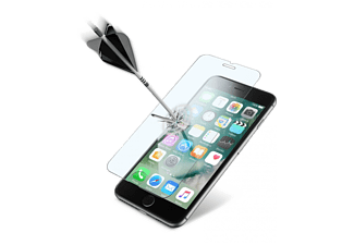 CELLULARLINE Beschermglas Tempered Glass iPhone 7 Transparant (TEMPGLASSIPH747)