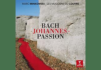 Les Musiciens Du Louvre - Johannes Passion  - (CD)