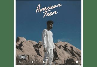 Khalid - AMERICAN TEEN  - (CD)