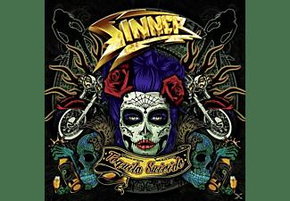 Sinner - Tequila Suicide (Lim.Digipak)  - (CD)