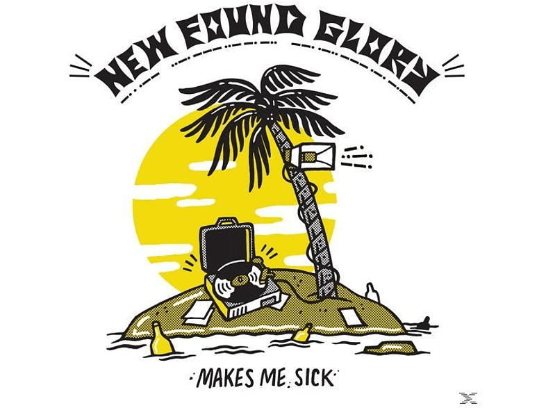New Found Glory - Makes Me Sick [CD]