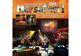 Neal Morse - Morsefest 2015 Sola Scriptural and ? Live   - (Blu-ray)