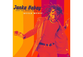 Janka Nabay And The Bubu Gang - Build Music - (CD)