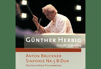 Deutsche Radiophilharmonie Saarbrücken Kaiserslautern - Sinfonie 5 B-Dur  - (CD)