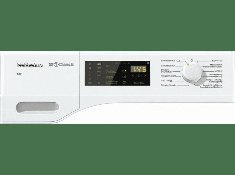 MIELE WDB030 Eco Tvättmaskin