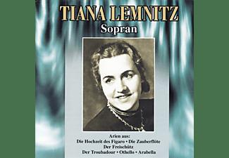 Tiana Lemnitz - Sopran  - (CD)