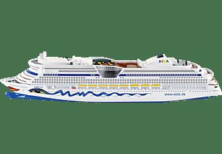 SIKU Kreuzfahrtschiff AIDA Nutzfahrzeug Miniatur Mehrfarbig