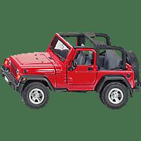 SIKU Jeep Wrangler Nutzfahrzeug Miniatur