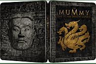 Die Mumie: Das Grabmal des Drachenkaisers - Steelbook [Blu-ray]
