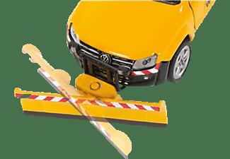 SIKU VW Amarok Winterdienst Nutzfahrzeug Miniatur Mehrfarbig