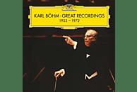 Karl Böhm, VARIOUS - Great Recordings 1953-1972 [CD]
