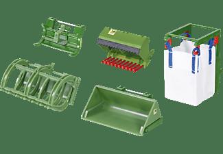 SIKU Frontlader-Zubehör Nutzfahrzeug Miniatur, Mehrfarbig