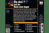 Die Drei ??? - 185: ...und der Mann ohne Augen - (CD)