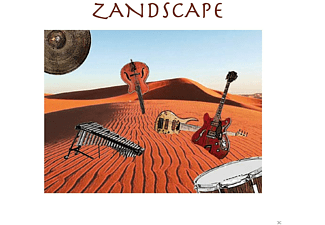 Mark Zandveld - Zandscape - (CD)