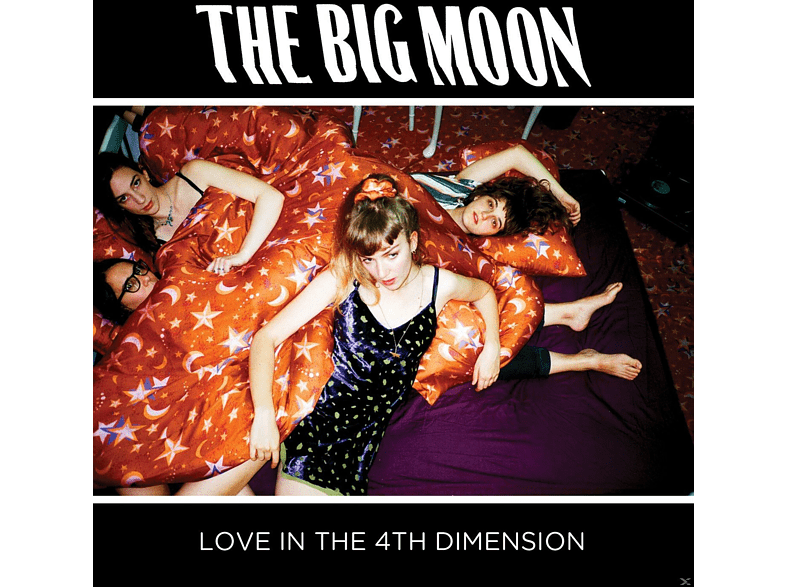 The Big Moon - Love In The 4th Dimension [CD]