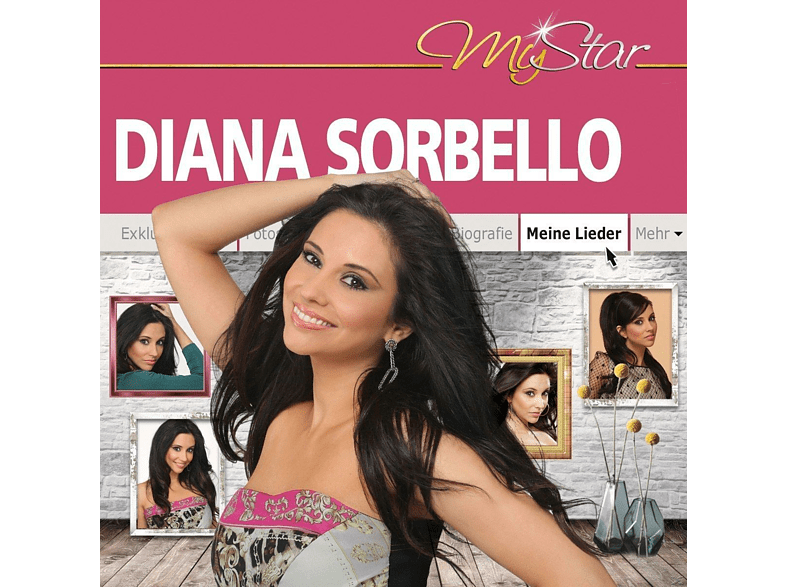 Diana Sorbello - My Star [CD]
