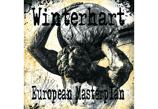 Winterhart - European Masterplan  - (CD)