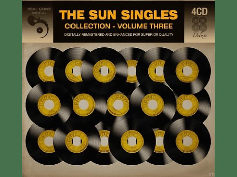VARIOUS - Sun Singles 3 [CD]