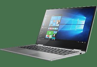 LENOVO Yoga 720, Convertible mit 13,3 Zoll Display, Core™ i7 Prozessor, 8 GB RAM, 256 GB SSD, UHD Grafik 620, Platinum Silber