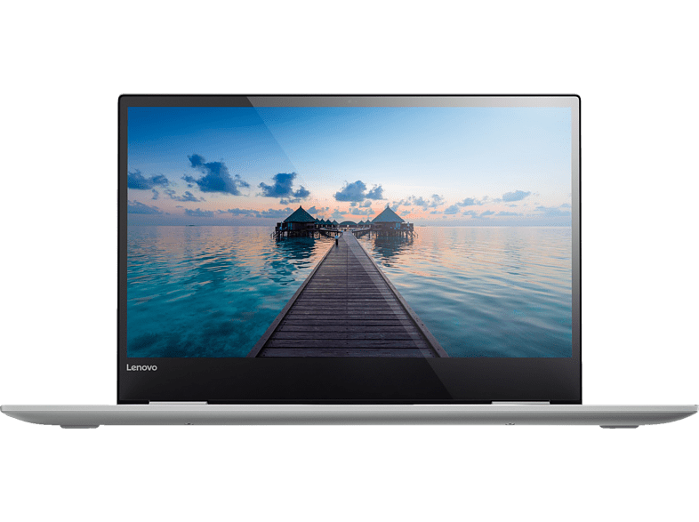LENOVO Yoga 720, Convertible mit 13.3 Zoll Display, Core™ i5 Prozessor, 8 GB RAM, 256 GB SSD, HD Graphics 620, Platinum Silber