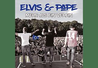 Elvis & Pape - Mehr Als Ein Verein  - (Maxi Single CD)